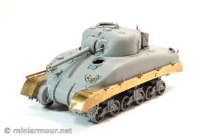 El Alamein Sherman