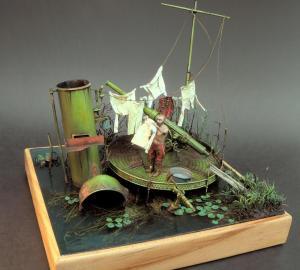 JBA Dioramas