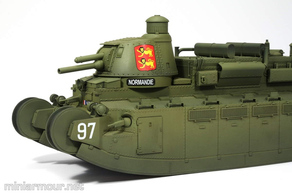 Char 2C - Part 3: Painting and decals