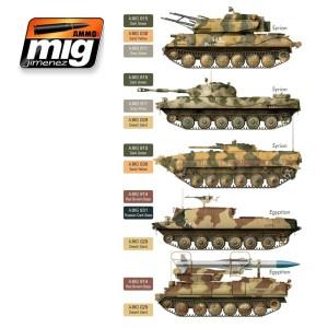 yom-kippur-war-colors-set