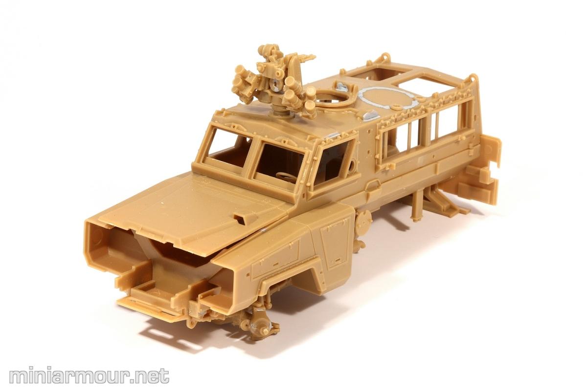 RG-31 - Construction