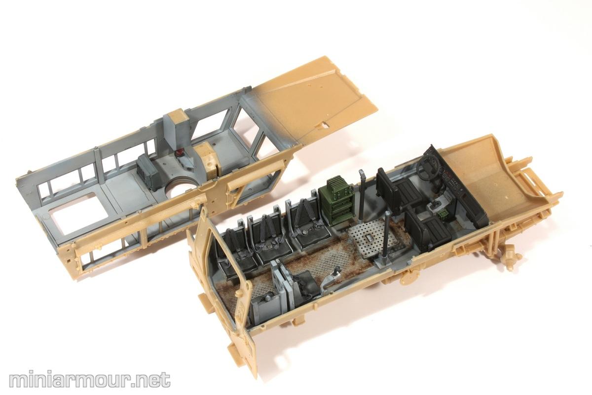 RG-31 - Interior