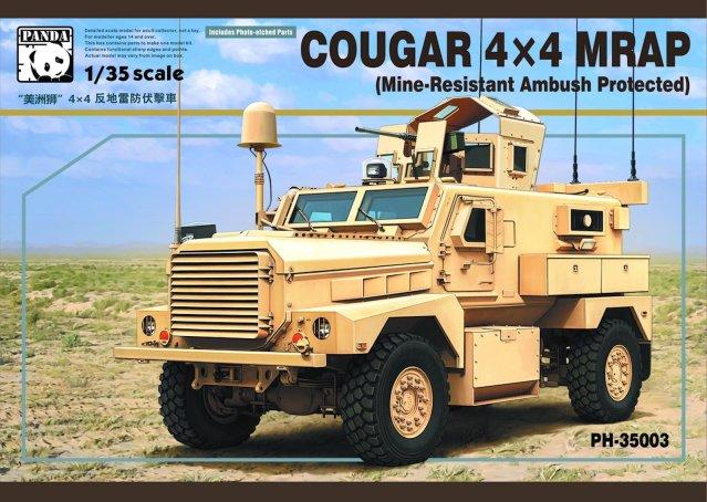 Panda Hobby  Cougar MRAP PH5008 (1)
