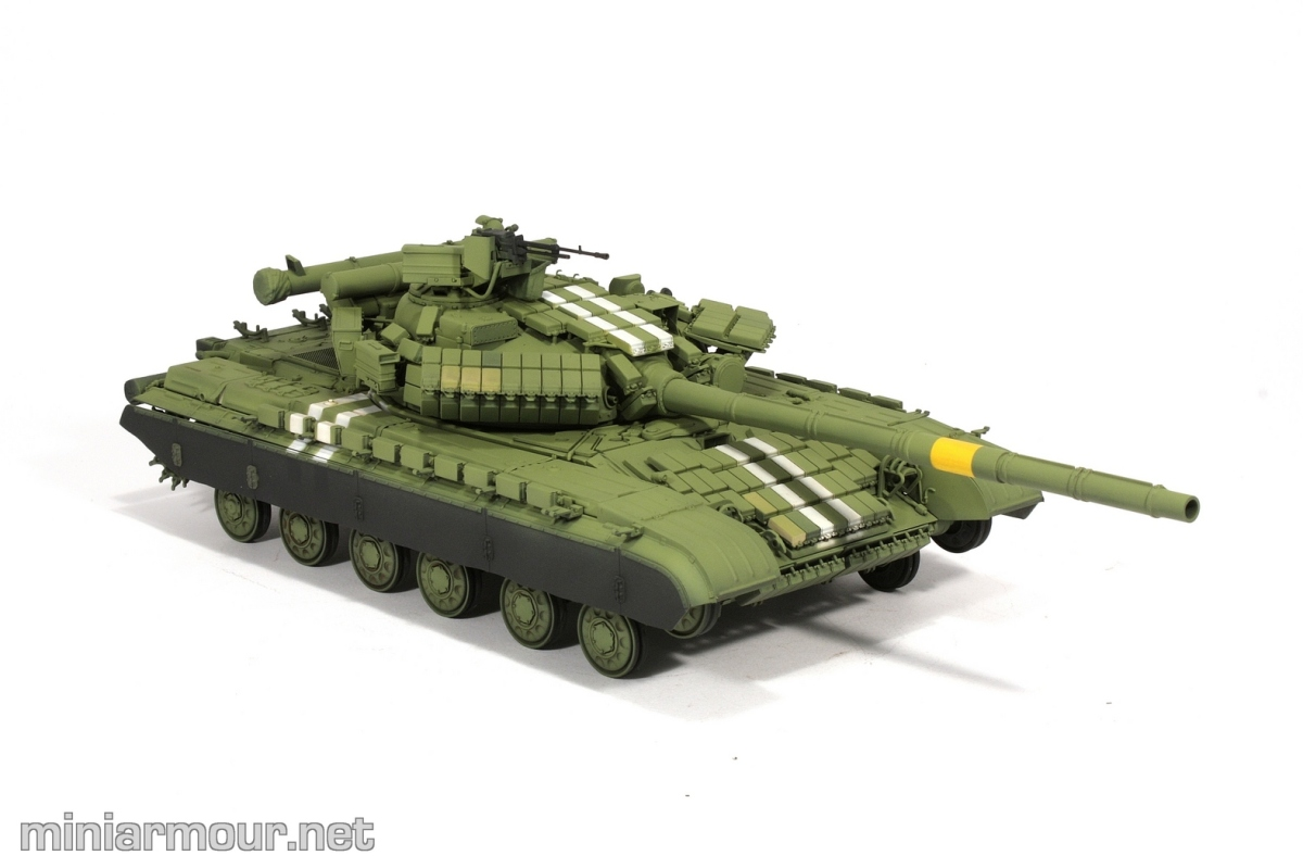 T-64BV - Part 2: Painting