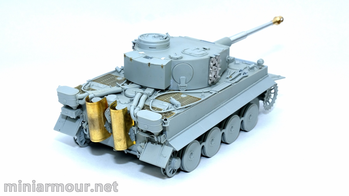 Tiger I - Part 1: Construction